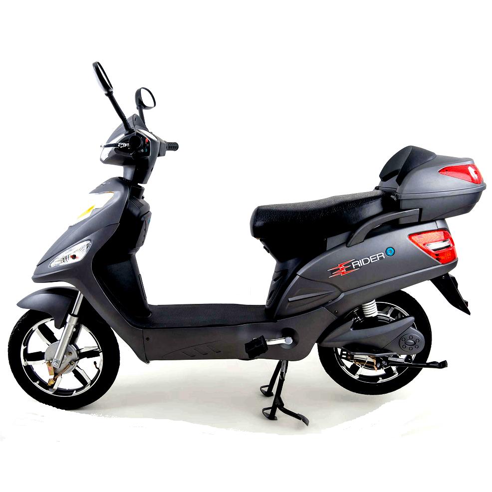 Twist And Go Electric Bike