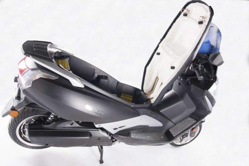 Electric Motorbike Storage