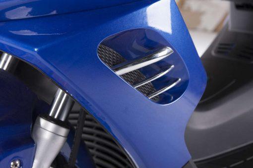 Electric Motorbike Vent