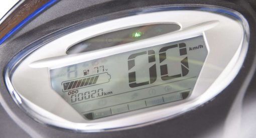 Electric Motorbike Speedo