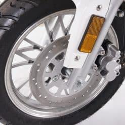 Electric Motorbike Wheel