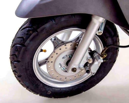 Electric Moped Wheel