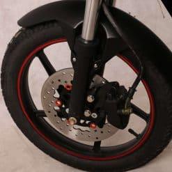 Wheel Of Electric Bike