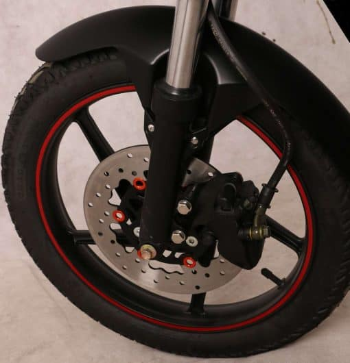 Wheel Of Electric Bike