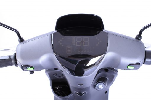 Electric Moped Speedometer