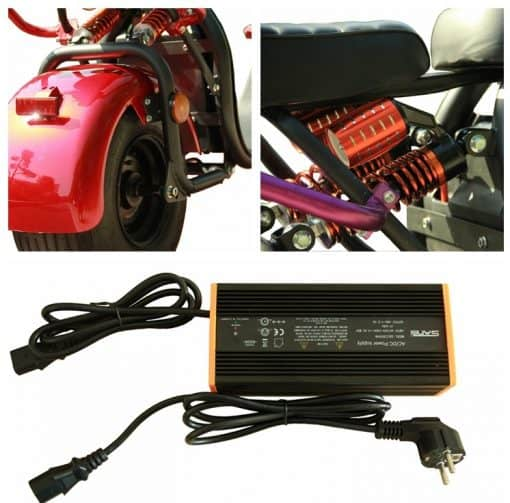Electric Moped Accessories